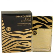 Armaf Skin Couture Gold Eau De Toilette Spray 3.4 oz / 100.55 mL Men's Fragrances 538239