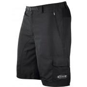 Pantaloni scurti RAVX BAGGY enduro negru