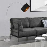 [lux.pro]® Stojací lampa 'Bogenlampe' - 230 cm - 1 x E27