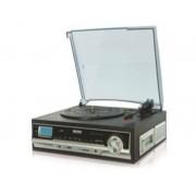 Daewoo electronics Giradiscos/ tocadiscos daewoo funcion encoder mp3/ usb/ sd/ cassete/ am/fm