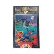 Miniature In The Moonlight 1000 Piece Mini Puzzle by Educa