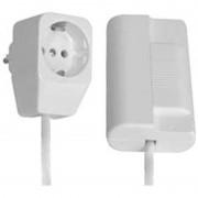 Cord dimmer 20 W - 400 W white