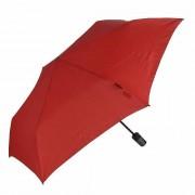 Knirps TS.200 Slim Medium Duomatic Taschenschirm 29 cm red UV protection