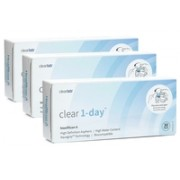 Clear 1-day (90 lentile)