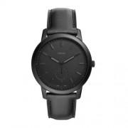 Fossil The Minimalist - Mono Heren Horloge FS5447