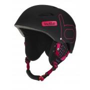 Bollé + Taille 58-61cm - Casque de ski Bollé - B-Style - Soft Black & Pink