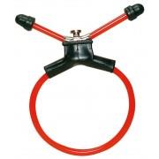 You2Toys Red Sling - krúžok na penis