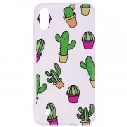 Husa Samsung A10 - Tpu , Cactus Design