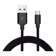 USB A Cable Micro USB Cargador Rápido Cable De Carga De Android