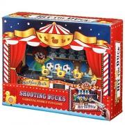 Shooting Ducks Game Retro Miniature Carnival Dunk The Duck