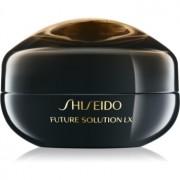 Shiseido Future Solution LX crema regeneradora para contorno de ojos y labios 17 ml