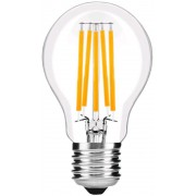 LED Filament Globe izzó 9W E27 360° NW 4000K természetes fehér
