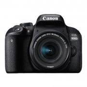 Canon Eos 800d + Ef-S 18-55mm F/4-5.6 Is Stm – 4 Anni Garanzia Italia-Menu Italiano -Pronta Consegna