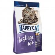 2x4kg Happy Cat Best Age 10+ ração