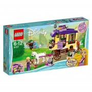 RAPUNZELS TRAVELING CARAVAN LEGO 41157