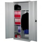 Dulap metalic haine cu polite reglabile, 92x50x195 cm CEHA