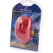 Mouse Esperanza TM109R Optic 1000DPI Rosu