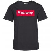Tee Life Is A Runway Black - T-shirts