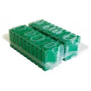 HPE LTO-4 RW Cust Labeled No Case 20 Pk