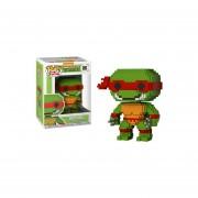 Funko Pop Raphael 8-bit Tortugas Ninja Rafael