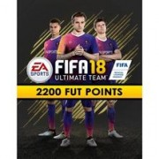 FIFA 18 2200 FUT Points Code In The Box PC