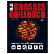 HEEL Verlag Großes Grillbuch mit 500 Rezepten