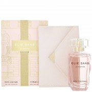 Elie Saab Le Parfum Rose Couture Eau de Toilette Spray 50ml Set regalo