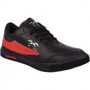BB LAA Black-Red Men's Sneakers Shoes