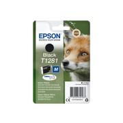 EPSON T1281 Singlepack Zwart DURABrite Ultra Ink