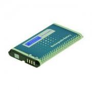 2-Power Batterie Curve 8707 (BlackBerry,Bleu)