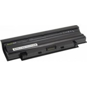 Baterie extinsa compatibila Greencell pentru laptop Dell Inspiron 14R M411R cu 9 celule Lithium-Ion 6600 mAh