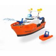 Vaporasul Harbour rescue Dickie Toys cu lumini si sunete 40 cm
