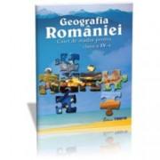 Geografia Romaniei. Caiet de studiu pentru clasa a IV-a