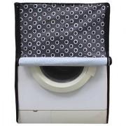Dream Care Printed Waterproof Dustproof Washing Machine Cover For Front Loading Samsung WF602U0BHSD 6 Kg Washing Machine