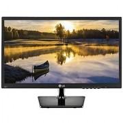 LG 16M38A (40 cm- 15.6- LED Monitor- 7 W) - Black- 3 year Warranty