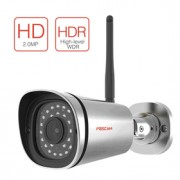 Foscam FI9900P (Plug&Play) Camera IP exterior 2 Megapixeli Wireless N, P2P, 20m IR, IR-CUT