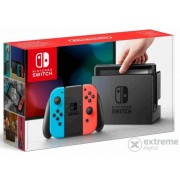 Consola Nintendo Switch, rosu-albastru