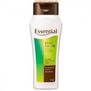 KAO «Essential» Разглаживающий и укрепляющий шампунь для волос, с цветочным ароматом, 200 мл.