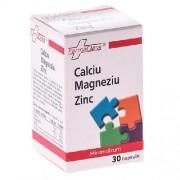 Calciu+Magneziu+Zinc 30cps Farma Class