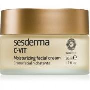 Sesderma C-Vit Moisturizing Facial Cream with Anti-Aging Effect With Vitamin C 50 ml