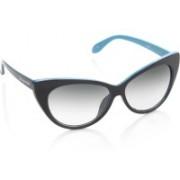 Allen Solly Cat-eye Sunglasses(Grey)