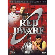 Red Dwarf: Complete Collection [18 Discs] [DVD]