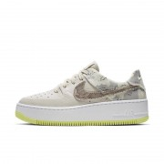 Nike Scarpa Nike Air Force 1 Sage Low Premium Camo - Donna - Cream
