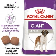 15kg Giant Adult Royal Canin pienso para perros