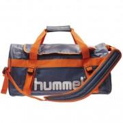 hummel Sporttasche TECH - ombre blue/nasturtium | M
