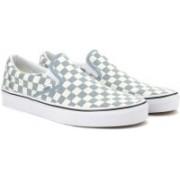 Vans Classic Slip-On Men Loafers For Men(White)