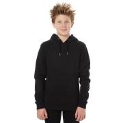 Swell Kids Boys Basic Hood Fleece Black