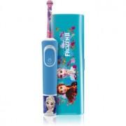 Oral B Vitality Kids 3+ Frozen escova de dentes eléctrica (+ estojo) para crianças