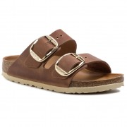 Чехли BIRKENSTOCK - Arizona Big Buckle 1011073 Antique Brown
