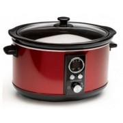 Oala Electrica Multicooker Digital Slow cooker Andrew James AJ001388, Volum 4.5L, Vas Ceramic